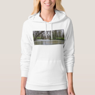 Finley Tranquility In Spring Time Hoodie