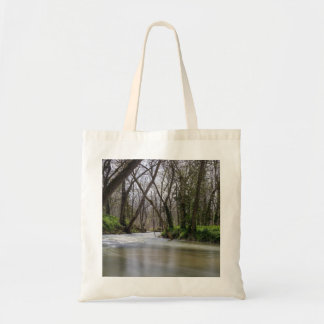 Finley Tranquility In Spring Time Tote Bag