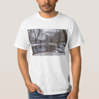Finley Winter Snow T-Shirt