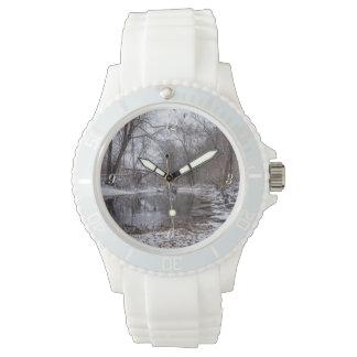 Finley Winter Snow Watch