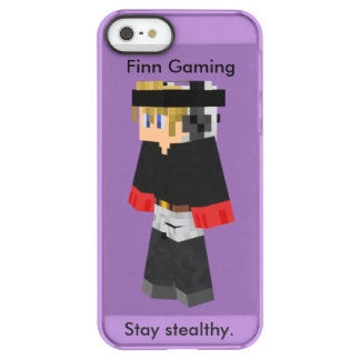 Finn Gaming IPhone Case Stay stealthy.