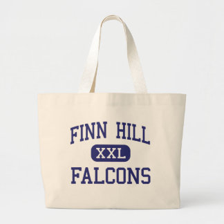 Finn Hill - Falcons - Junior - Kirkland Washington Tote Bag