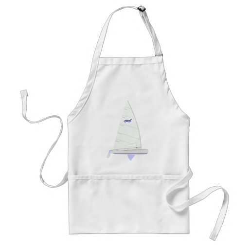 Finn Racing Sailboat onedesign Olympic Class Aprons