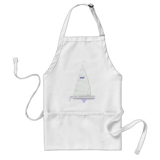 Finn Racing Sailboat onedesign Olympic Class Standard Apron