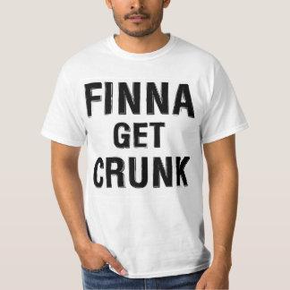 FINNA GET CRUNK T-Shirt