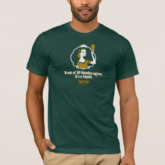 FINNEGANS Blonde Mens American Apparel T-Shirt