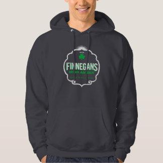 Finnegans Irish Amber Crest Hoodie