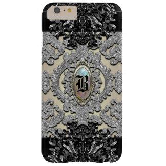 Finnigan's Herce Baroque Monogram  Lightweight Barely There iPhone 6 Plus Case