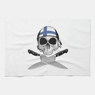 Finnish Chef Kitchen Towel