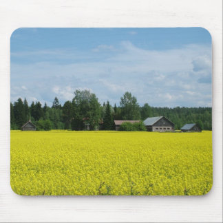 Finnish Countryside mousepad