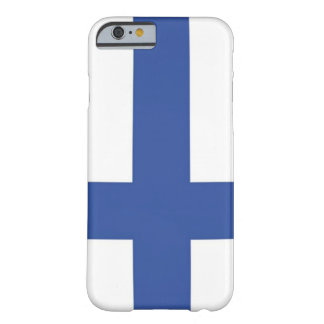 Finnish Flag Phone Case