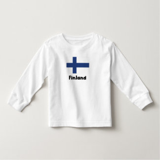 Finnish Flag Toddler T-shirt