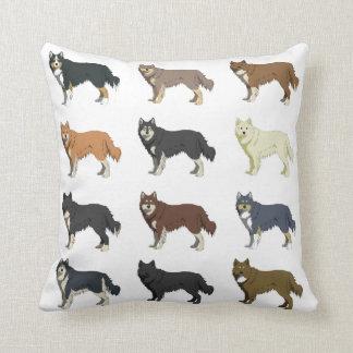 Finnish Lapphund pillow