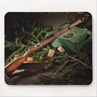 Finnish M39 Mosin Nagant Mouse Pad