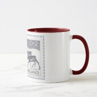 Finnish Reindeer Mug