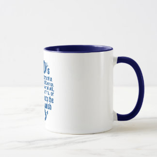 Finnish SISU mug - choose style & color