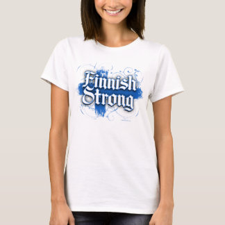 Finnish Strong (Finland) T-Shirt