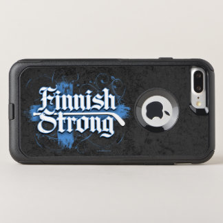 Finnish Strong (hockey) OtterBox Commuter iPhone 8 Plus/7 Plus Case