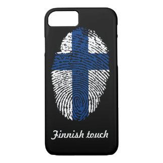 Finnish touch fingerprint flag iPhone 8/7 case