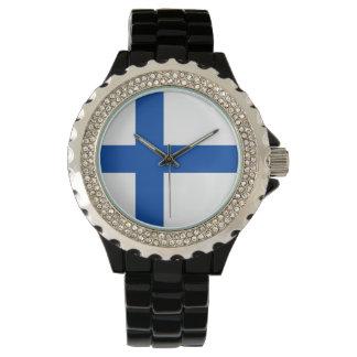 Finnish Women's Watch - Suomen Lippu Kello