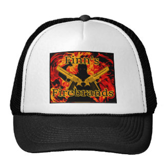 Finn's Firebrands Trucker Hat