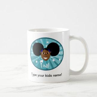 Fino Blue Sparkle Mug