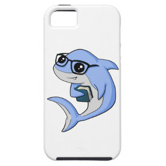 """Fintellectual"" Shark! iPhone 5 Case"