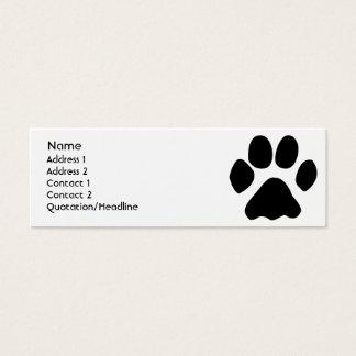 Fiona Mini Business Card