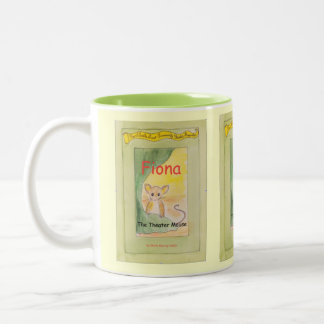 Fiona the Theater Mouse Mug