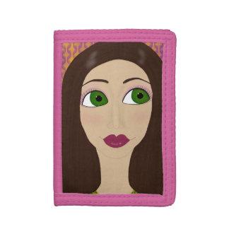 Fiona Tri-fold Wallet