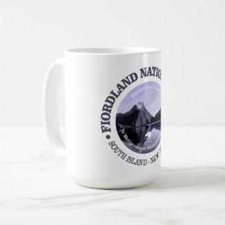 Fiordland National Park Coffee Mug