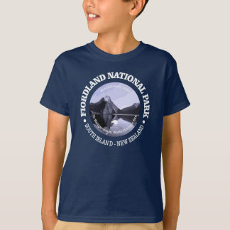 Fiordland National Park T-Shirt