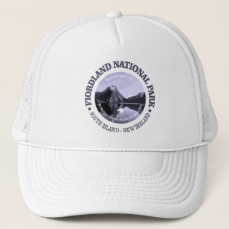Fiordland National Park Trucker Hat