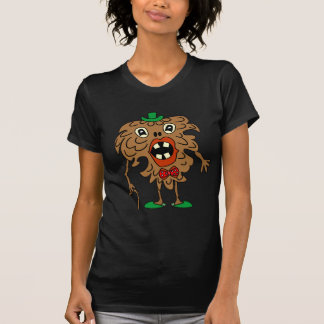 Fir-cone monster funny Shirt