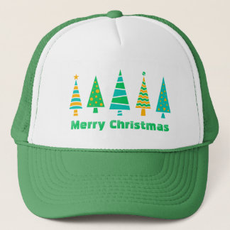 Fir Trees Christmas Hat
