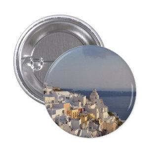 Fira Santorini Button / Badge