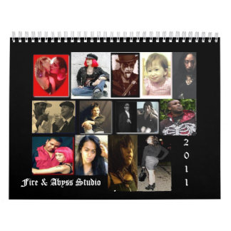 Fire & Abyss Studio 2011 Calendar