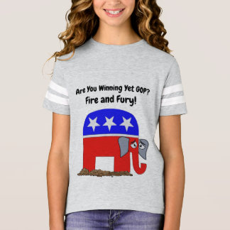 Fire and Fury T-Shirt