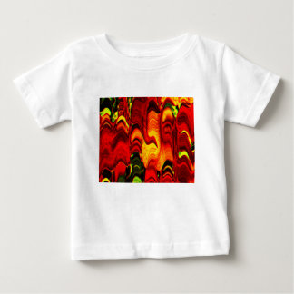 fire and gold baby T-Shirt