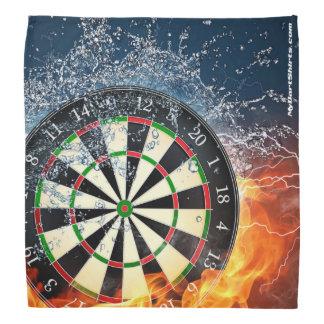 Fire And Ice Darts Bandana / Doo Rag