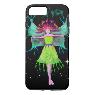 Fire and Ice Fairy iPhone 8 Plus/7 Plus Case