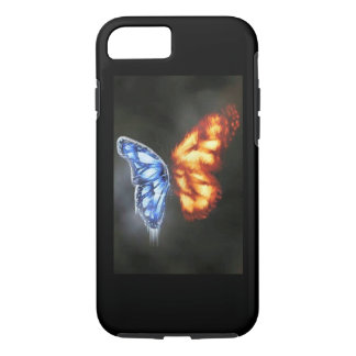 Fire and ice iPhone 7 case