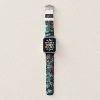 Fire and Water Apple Watch Band