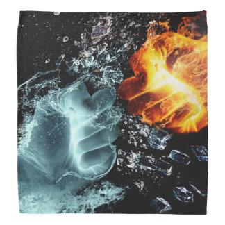 Fire and Water Bandana