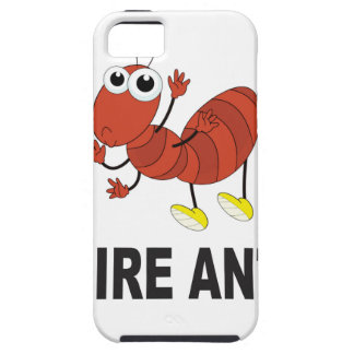 fire ant butt iPhone 5 cover