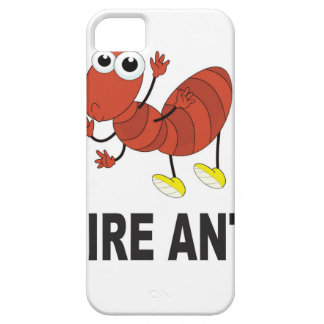 fire ant butt iPhone 5 covers