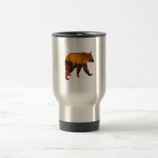 Fire Awareness Travel Mug