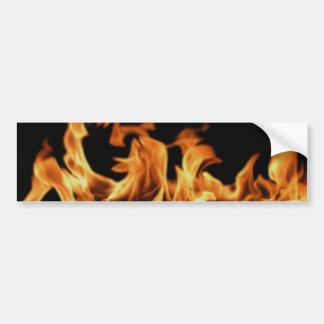 Fire-B Bumper Sticker