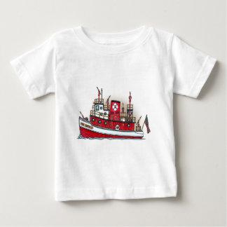 Fire Boat Infant T-Shirt