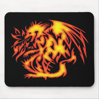 FIRE BREATHING DRAGON MOUSEPADS